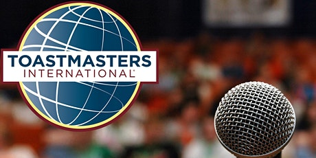 Startup Toastmasters tickets