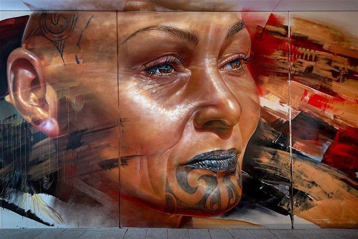 Djeran Sunset at Adnate image