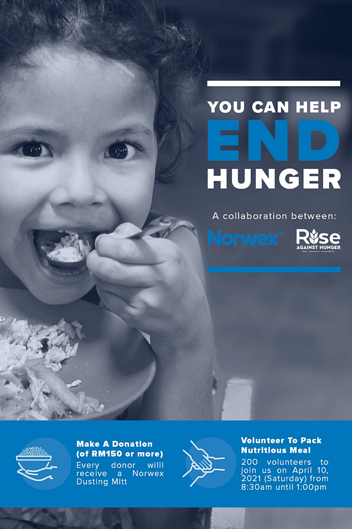 Rise Against Hunger with Norwex image
