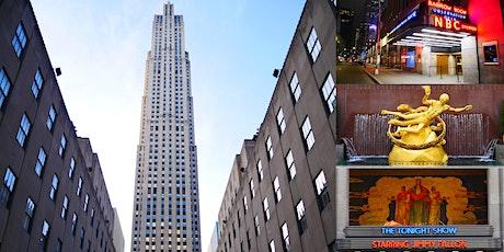 'Rockefeller Center: New York's Art Deco City within a City' Webinar tickets