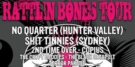 Rattlin Bones Tour tickets