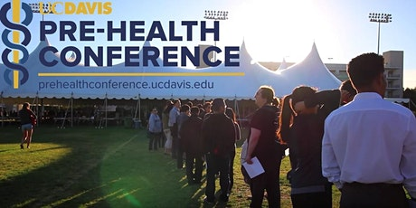 2021 UC Davis Pre-Health Conference Exhibitors/Sponsors tickets