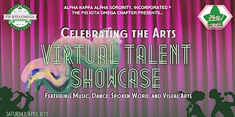 Celebrating the Arts Virtual Talent Showcase tickets