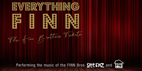 Everything Finn - The  Finn Brothers Tribute Show at Merchant Lane tickets