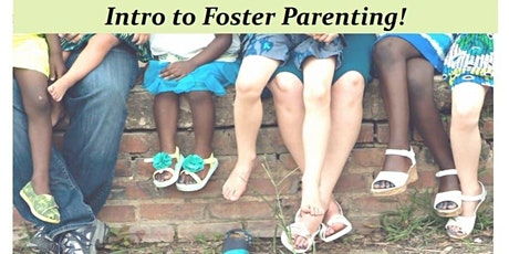 Intro to Foster Parenting; Virtual Town Hall tickets