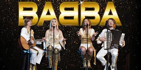 BABBA - The Abba Tribute Show at Merchant Lane, Mornington tickets