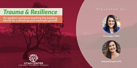 Trauma & Resilience Workshop tickets