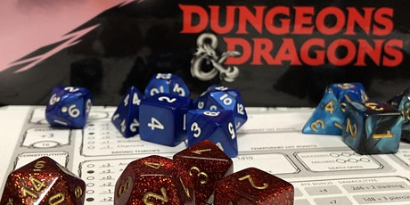 Dungeons & Dragons Extravaganza - Autumn school holidays tickets