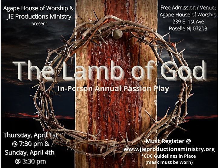 The Lamb of God Passion Play image