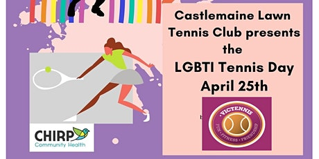 Castlemaine LGBTIQ+ Pride Tennis Social tickets
