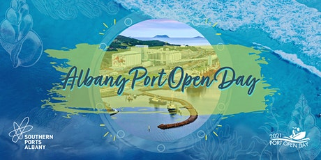 Southern Ports Albany Open Day tickets