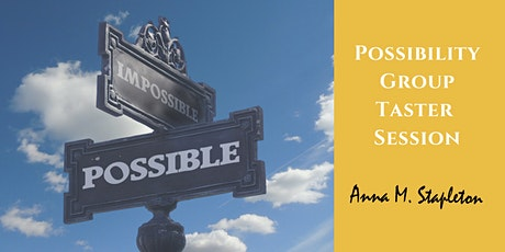 Possibility Group - Taster Session tickets