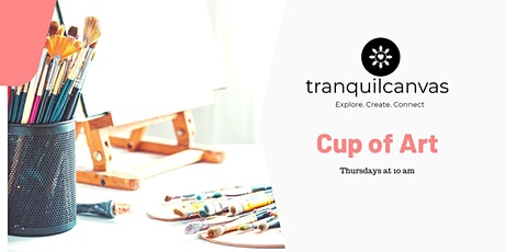 Cup of Art Art Classes tickets