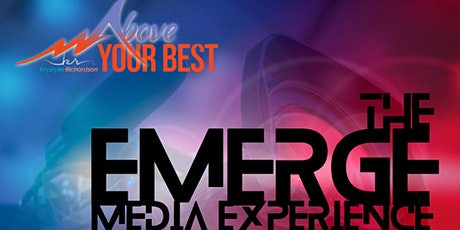 """""""The EMERGE Media EXPERIENCE"""" with Krystylle May 14-15-16, 2021 tickets"""