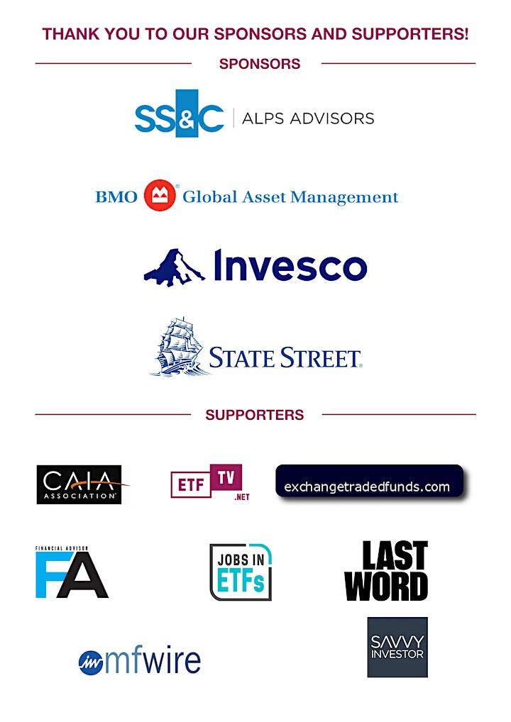 2nd Annual ETFGI Global ETFs Insights Summit - USA image