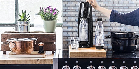 MASTER THE ART OF COCKTAIL AND MOCKTAIL MAKING WITH SODASTREAM - FREE tickets