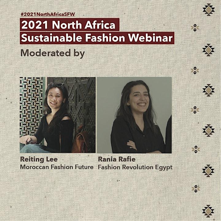 2021 North Africa Sustainable Fashion Webinar (Ramadan Fundraising Edition) image