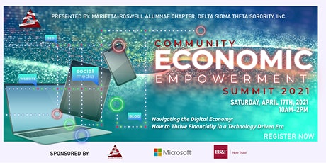 Community Economic Empowerment Summit 2021 tickets