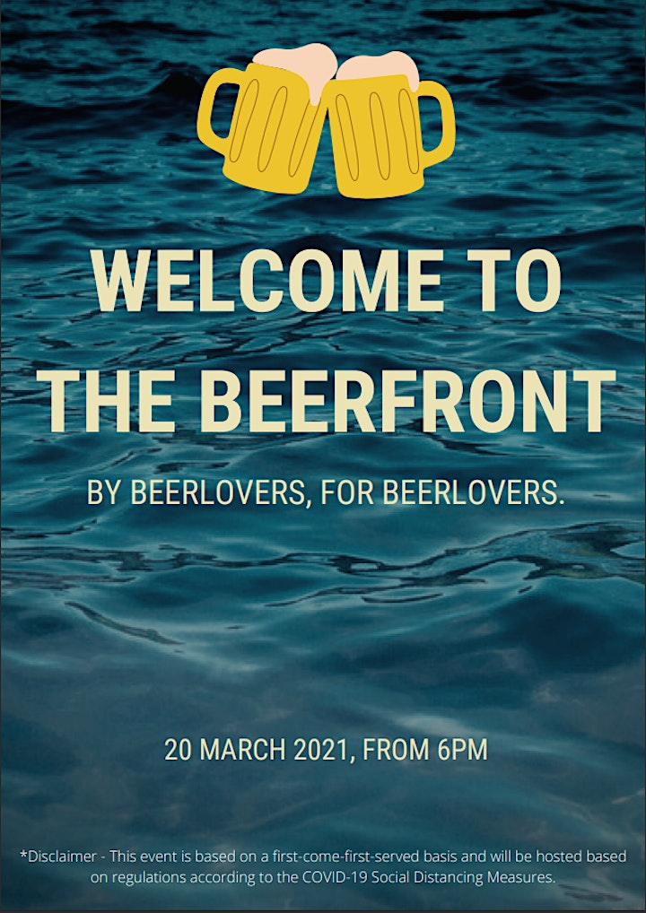 Welcome to the Beerfront image