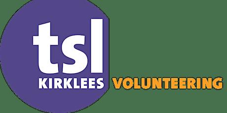 TSL Volunteering Network Meeting tickets