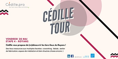 CÉDILLE TOUR - LE ROYANS billets