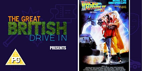 Back to the Future 2 (Doors Open at 13:30) tickets