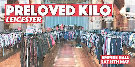 Leicester Preloved Vintage Retail Pop Up billets