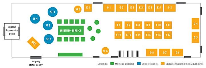 INTOBIA - Die Branchenmesse 2021 - MESSESTAND KLEIN: Bild