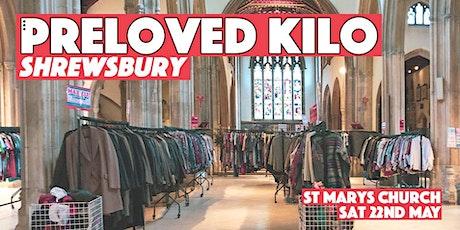 Shrewsbury Preloved Vintage Pop Up Shop entradas