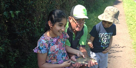 Free Let's Fish! -  Walsall - Learn to Fish session tickets