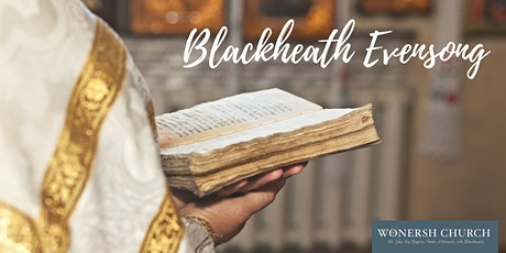 Evensong tickets