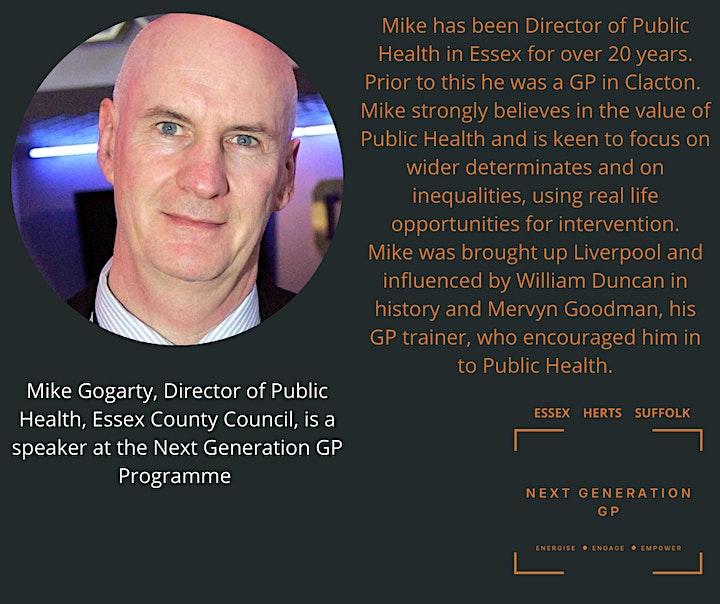 Next Generation GP (Essex, Herts, Suffolk) Virtual Leadership Programme image