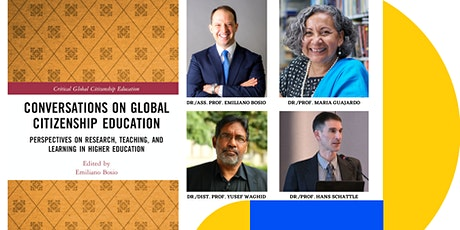 Book Launch: 'Conversations on Global Citizenship Education' tickets