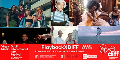 German premiere of the screening of Playback x VMDIFF: Irish Hip Hop & R&B tickets