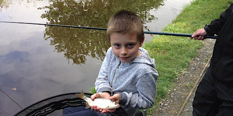 Free Let's Fish! - Market Harborough - Learn to Fish session - Nenescape tickets