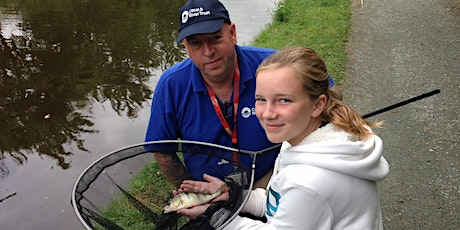 Free Let's Fish! -  Lancashire - Learn to Fish session - Wigan AA tickets