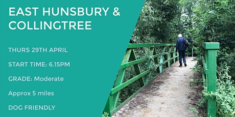 EAST HUNSBURY & COLLINGTREE CIRCULAR | 5 MILES | GRADE | NORTHANTS tickets