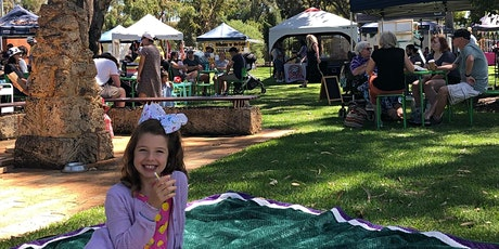 Kingsway Markets - Fresh Produce, Live Music, Breakfast & Gift stalls tickets