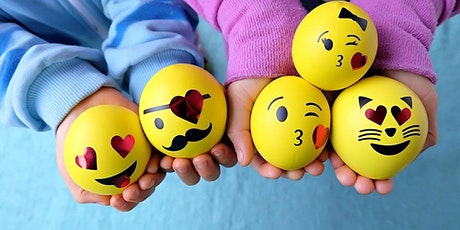 English for Kids - DIY Stress Balls with NATALIE (ADVANCED English, 8+yrs) tickets