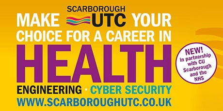 Scarborough UTC Health Pathway Launch Event tickets