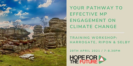 Building Effective MP Relationships - Harrogate, Ripon and Selby tickets