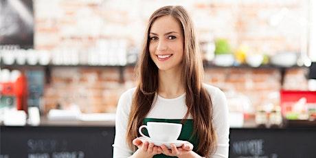 Café Forum: Build a successful Café and stop the struggle | Your Customers tickets