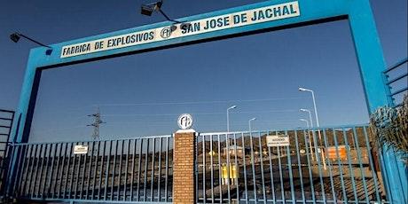 Visitas guiadas -Fabricaciones Militares S.E. JACHAL entradas