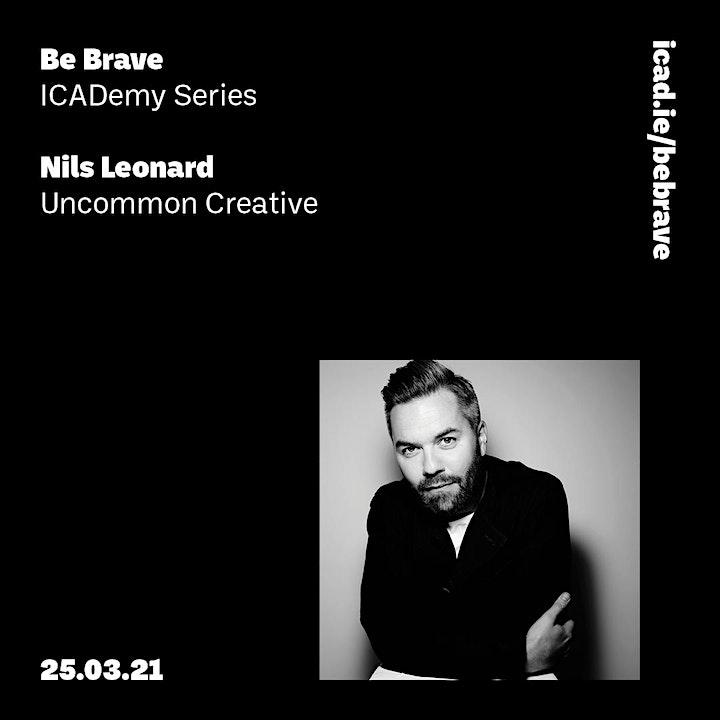 Be Brave with Nils Leonard image