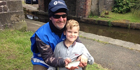 Free Let's Fish! - Derby  - Learn to Fish session - Earl of Harrington AA tickets