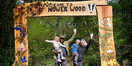 Nower Wood Members Days tickets