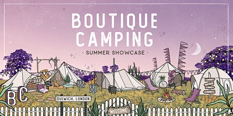 SUMMER SHOWCASE WEEKEND | MEET OUR TENTS IN THE CANVAS-FLESH! tickets