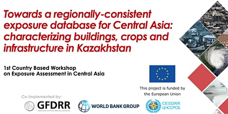 Towards a regionally-consistent exposure database for Central Asia tickets
