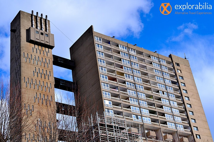 Poplar : New Towns and High Rises - an urban history of Britain image