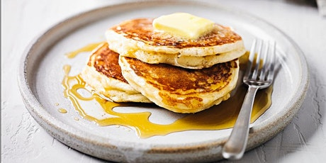 KIDS' WORKSHOP: RICOTTA PANCAKES COOKERY CLASS   £15 tickets